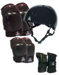 Triple 8 Complete Protective Gear package